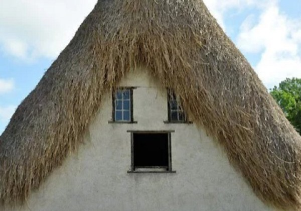 Cottage With Face