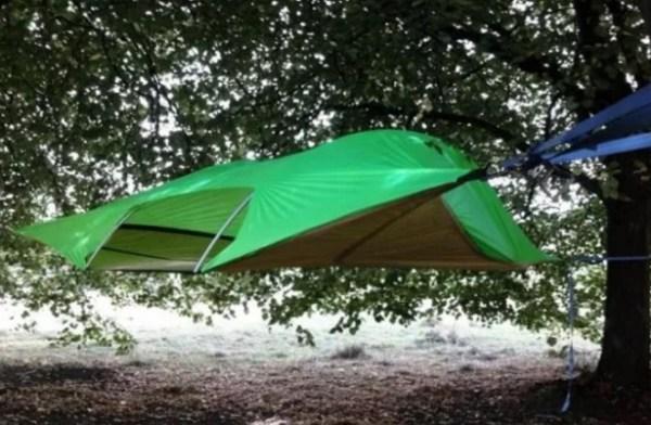 Tentsile Stingray suspended tent