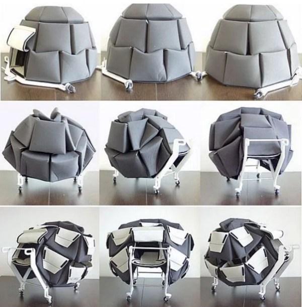 I-gloobox Folding Tent