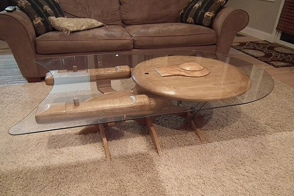 Ten Amazing Bits of Star Trek Furniture Any True Trekkie Would Love