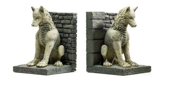 Game of Thrones Inspired bookends