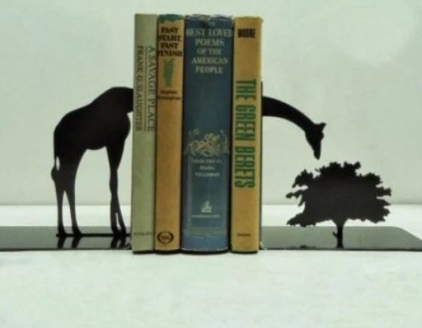 Safari Inspired bookends