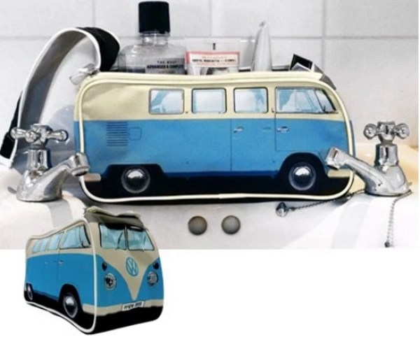 Volkswagen Campervan styled Wash bag