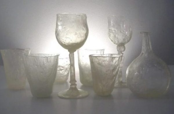 Glasses made with Sugar