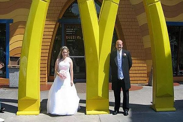 Ten of the Craziest, Strangest and Most Unusual Wedding Venues