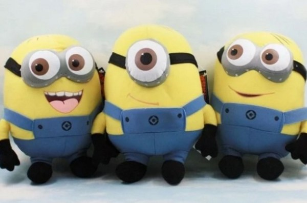 Despicable Me: Minions inspired toys