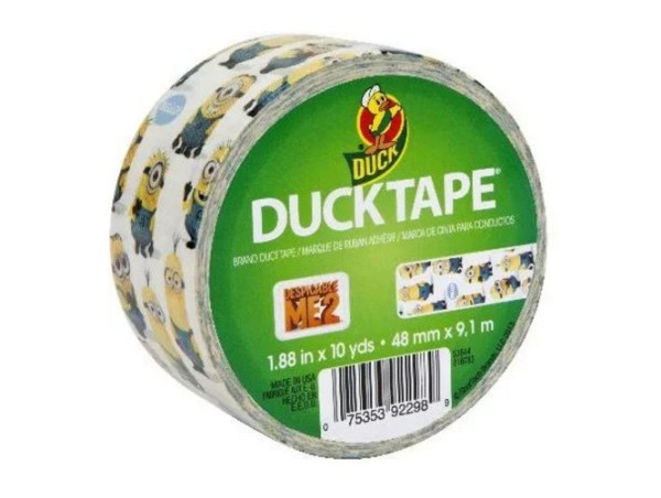 Despicable Me: Minions inspired Duck Tape