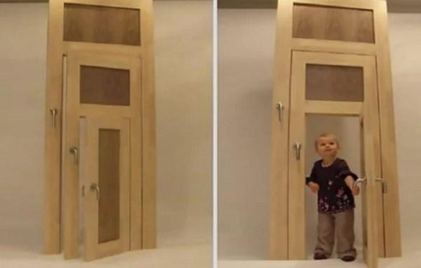 Family inspired door