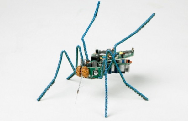 Mosquito made with Printed circuit boards (PCB)