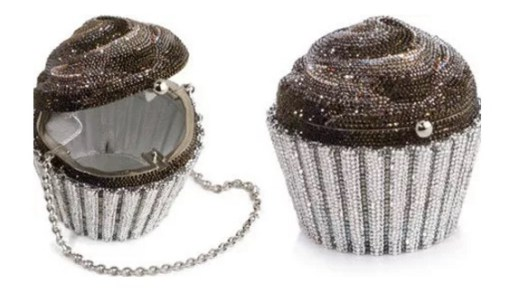 Cupcake Inspired Purse