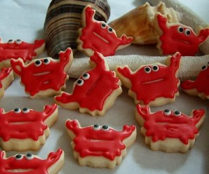 Ten Recipes for Crab Shaped Snacks Any Under the Sea Party Will Love