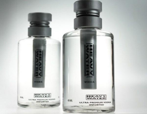 Heavy Water Ultra Premium Vodka