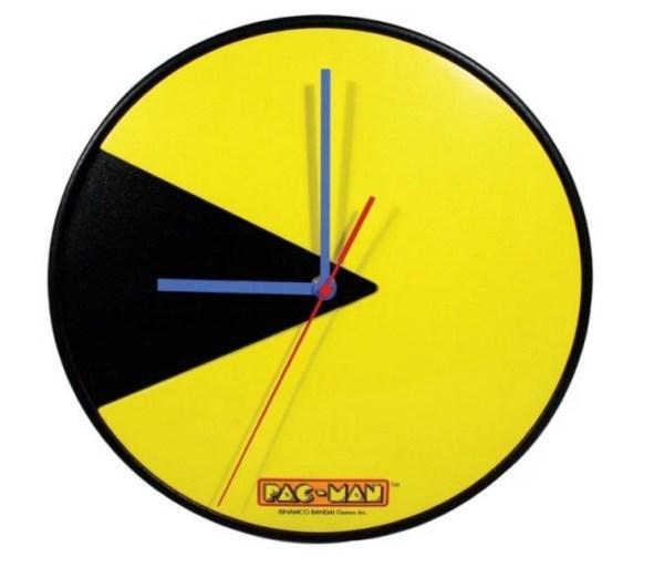 Pacman Wall Clock