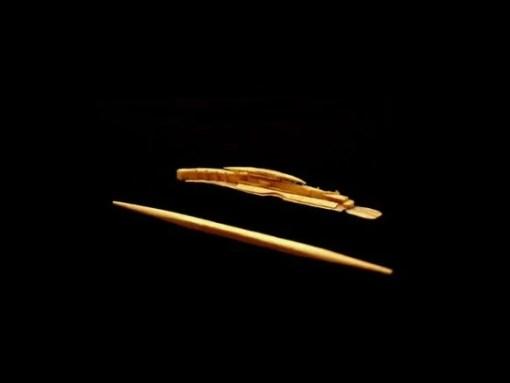 Meydan Grandstand Toothpick Sculpture by Steven Backman