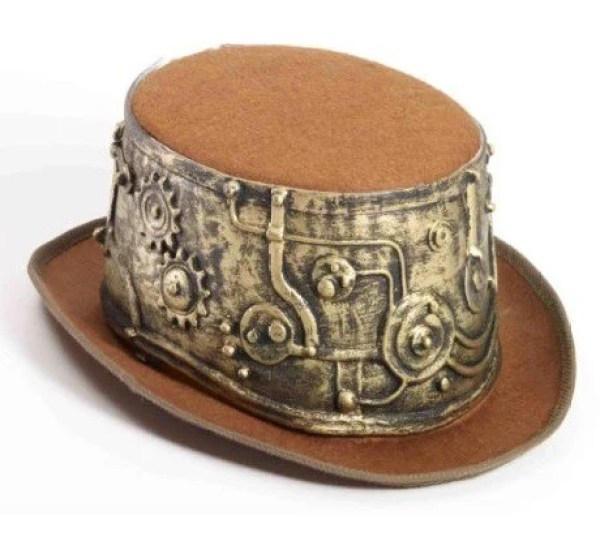 Steampunk Inspired Hat