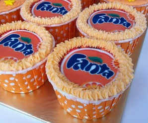 Top 10 Cupcakes Made From Soft Drinks