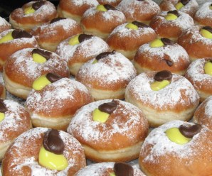Ten of the Very Best Recipes and Types of Sufganiyot