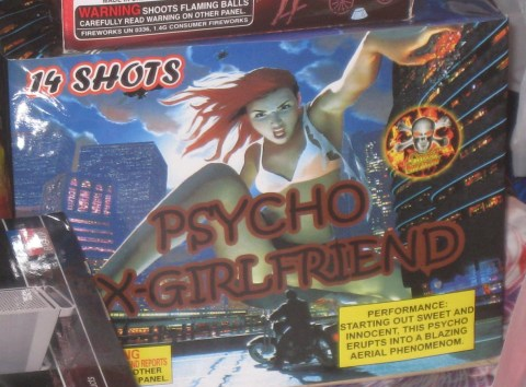 Top 10 Funny and Unusual Firework Names