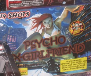 Ten Firework With Silly or Unusual Names You Might Not See in the Shops