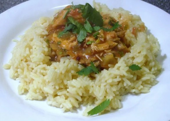 Christmas turkey curry