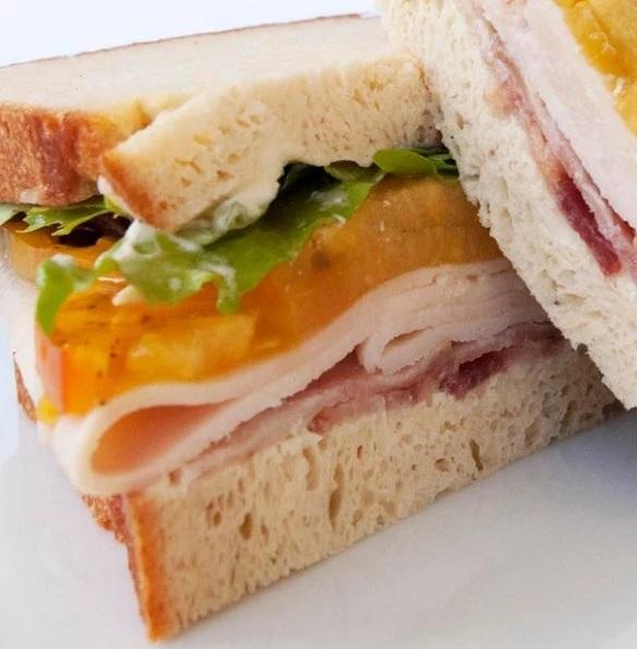 Cold Turkey Sandwich