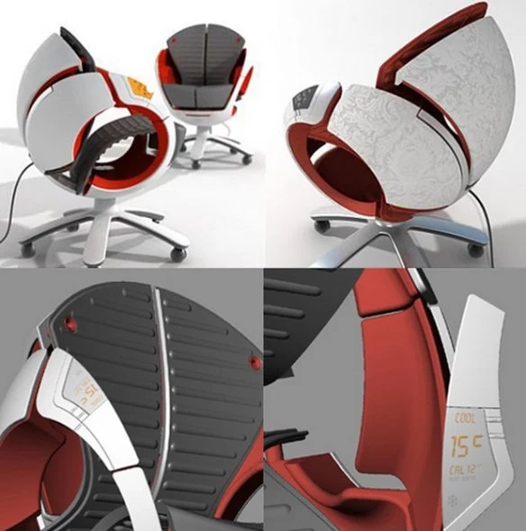 Concept Design of Fitness equipment