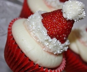Top 10 Recipes and Designs for Christmas Cupcakes