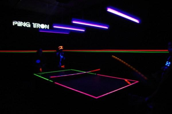 Ping Tron, London