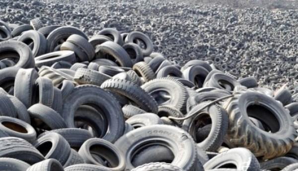 Graveyard of Tyres