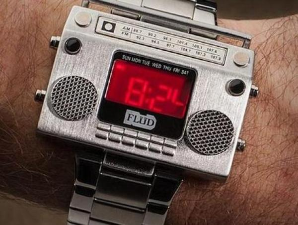 Beatbox Inspired Watch