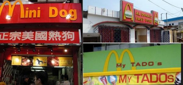 Top 10 Funny Fake Brand Names