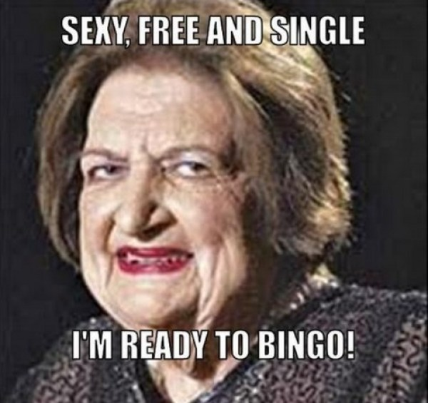 Ten Of The Worlds Weirdest And Funniest Bingo Memes
