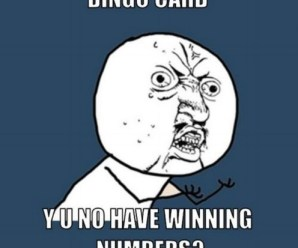 Ten of the Worlds Weirdest and Funniest Bingo Memes