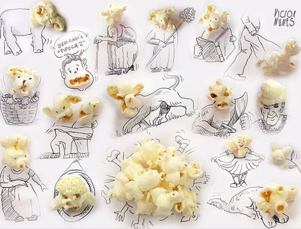 Top 10 Best Creative Images From Everyday Objects