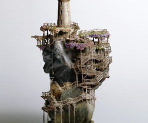 Ten Pictures of Amazing Miniature Living Worlds by Takanori Aiba