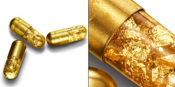Top 10 Most Extraordinary Uses for Gold