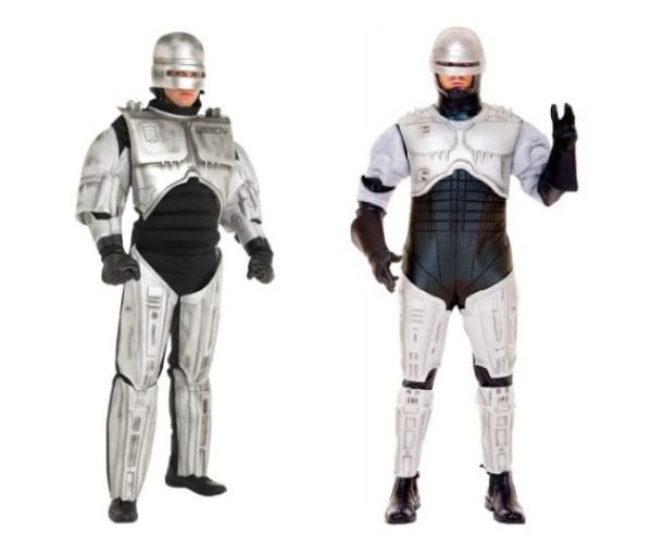 Robocop Complete Fancy Dress Costume