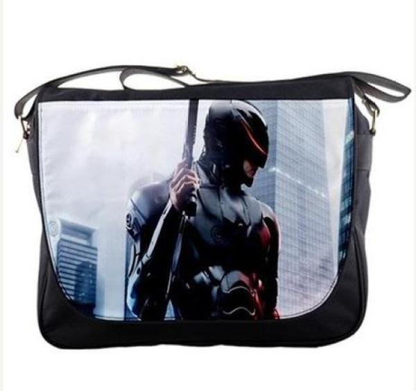 Robocop Messenger Sling Bag 14""
