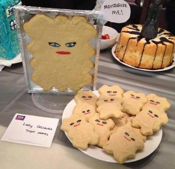 Lady Cassandra Cookies