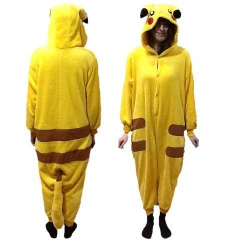 Pikachu Inspired Onesie