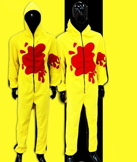 Kill Bill Inspired Onesie