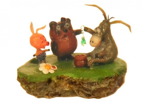 The World's Top 10 Miniature Sculptures by Vladimir Aniskin