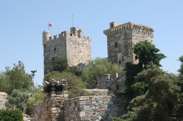Bodrum castle