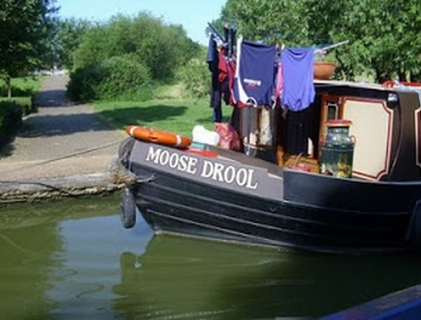 Top 10 Weirdest and Funniest Boat Names