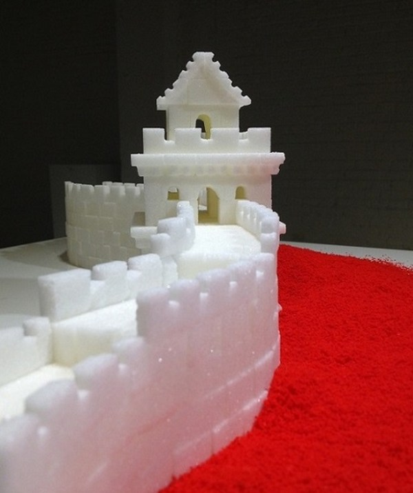 Top 10 Simply Amazing Sugar Cube Sculptures