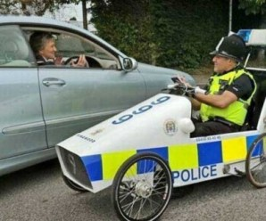 Ten of the Worlds Craziest and Most Unusual Police Vehicles
