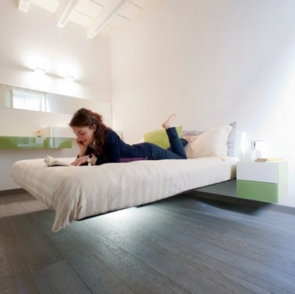Ten of the Worlds Most Beautiful and Unusual Floating Beds