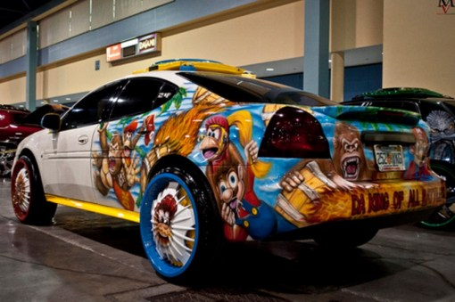 Top 10 Video Game Themed Cars