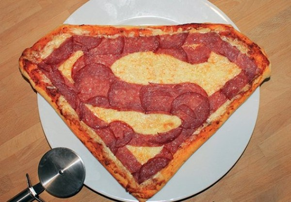 Top 10 Nerdy and Creative Pizza Designs