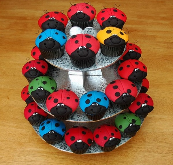 Top 10 Designs and Recipes for Ladybird Cupcakes